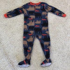 Osh Kosh 3T Fleece Pajamas